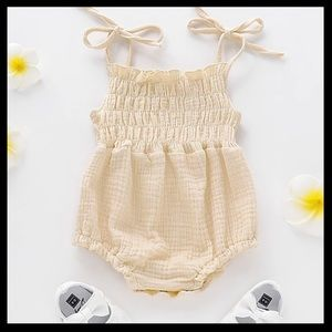 Other - Boutique Baby Girls Sun Suit